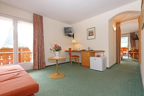 Leukerbad, Szwajcaria: Suite (OpenTravel Alliance - Suite)