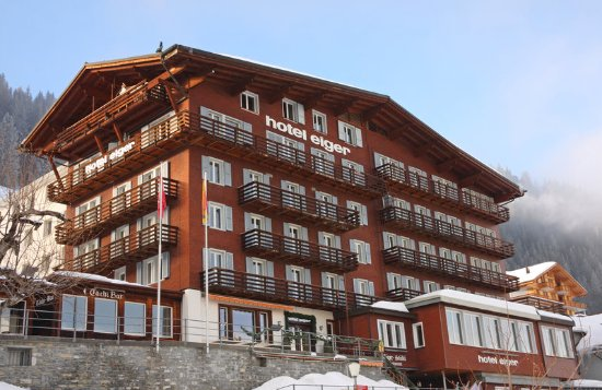 Hotel Eiger : Miscellaneous