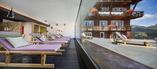 Hotel Eiger: Wellness