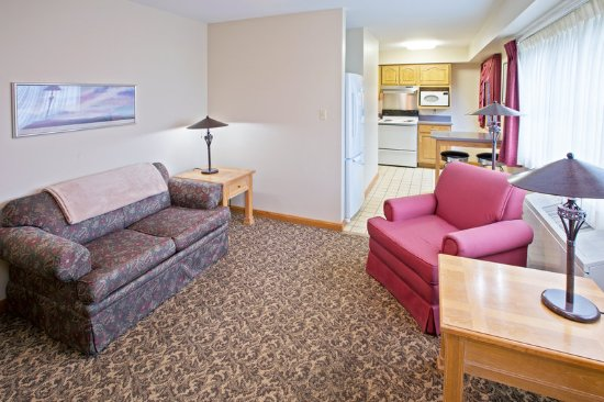 Fort Knox, KY: Craig Apts. - Single Bed Guest Room