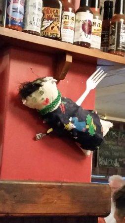 Elk Rapids, ميتشجان:  Pearl's New Orleans Kitchen 