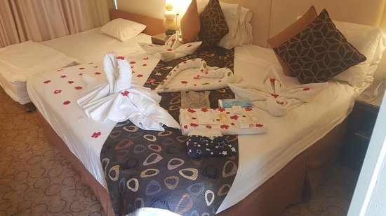 Isrotel Yam Suf Hotel: חלק מהפינוקים ליום הנישואים!