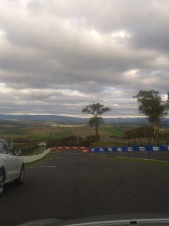 Bathurst, Australia: View overlooking Track