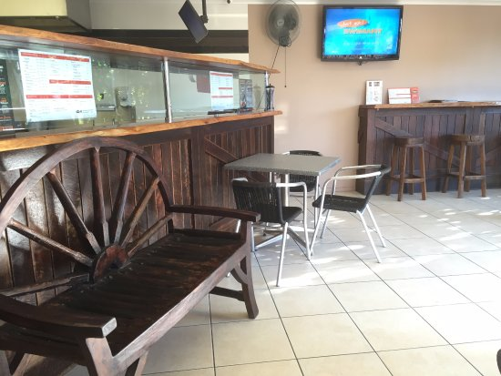 Yandina, Australia: Stockmans Interior