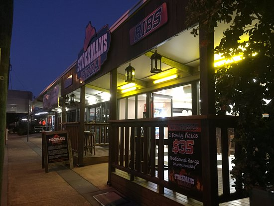 Yandina, Australia: Stockmans Front