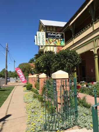 Wagga Wagga, أستراليا: Wow flash