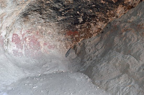 Franklin Mountains State Park: inside the caves