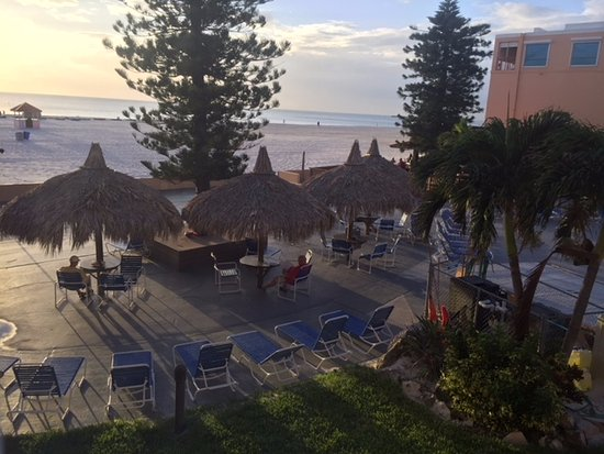 Dolphin Beach Resort: our room view (212)