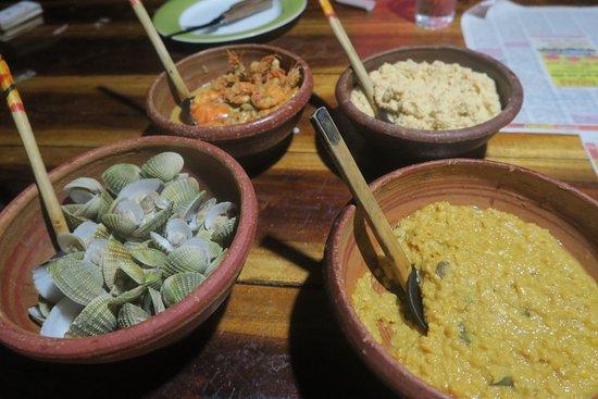 Kalpitiya, Sri Lanka: We had an unforgettable time at Ruuk Village.
