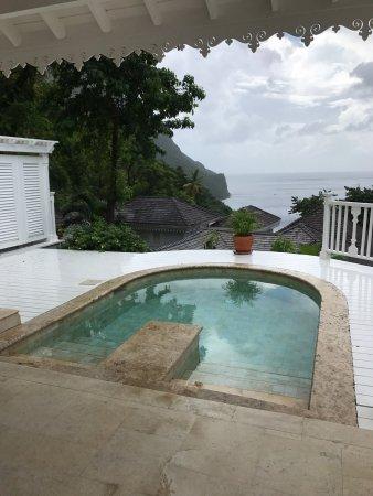 Sugar Beach, A Viceroy Resort: Octobre 2017 Sainte Lucie
