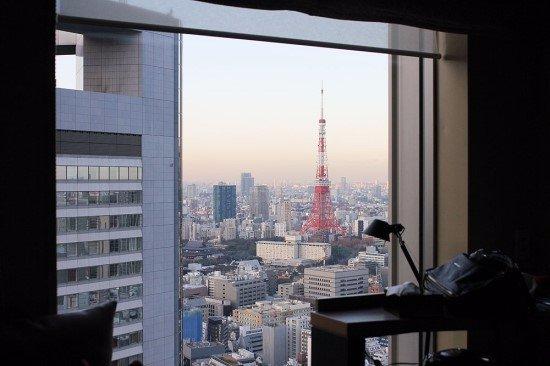 Tokyo Tower View Picture Of The Royal Park Hotel Iconic Tokyo Shiodome Minato Tripadvisor