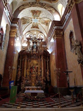 Olomouc, Czech Republic: Interior view