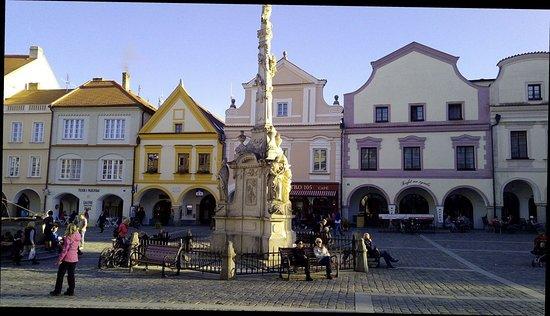 Třeboň, Česká republika: Bývalá radnice Třeboně