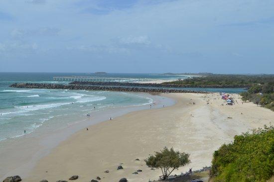 Gold Coast, Australië: Point Danger