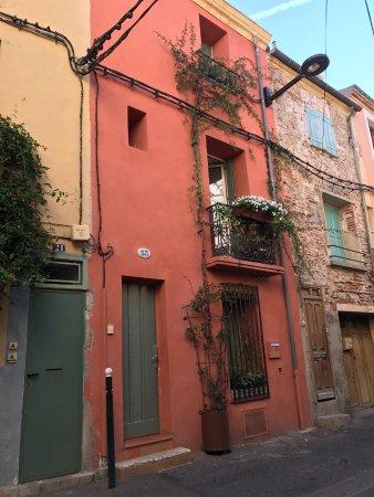 myperpignan: Nuestro estudio con balcón en el primer piso
