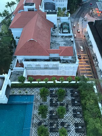 Eastern & Oriental Hotel Photo