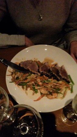 Du Bruit Dans La Cuisine Angers | Tataki De Thon Super Bon Photo De Joe Carpa Angers Tripadvisor