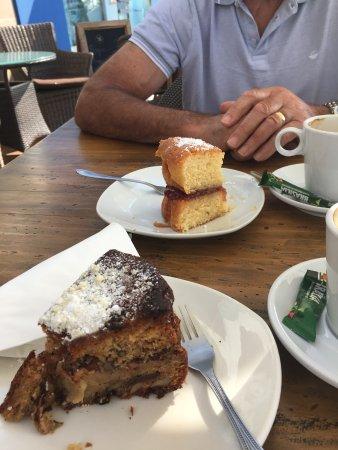 Cascada : The homemade cakes