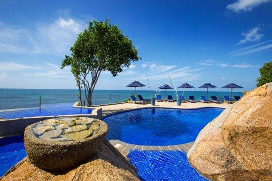 Coco de Mer - Black Parrot Suites: Black Parrot Suites Pool Terrace