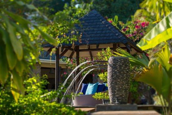 Coco de Mer - Black Parrot Suites: Water Feature