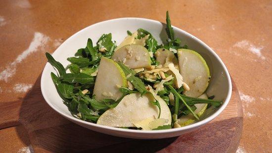 Elwood, Avustralya: Rocket & Parmesan Salad