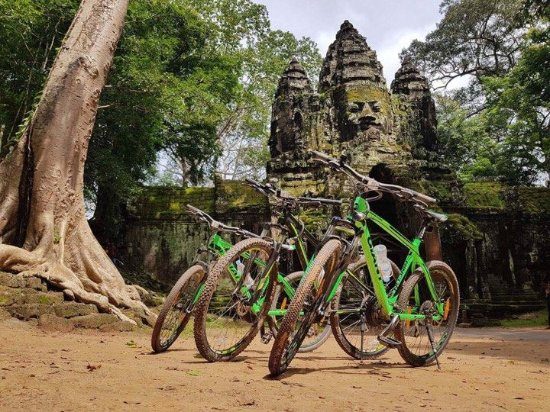 ‪Siem Reap Cycling Tour‬