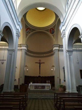 Pieve Santo Stefano, Italien: Interno Collegiata