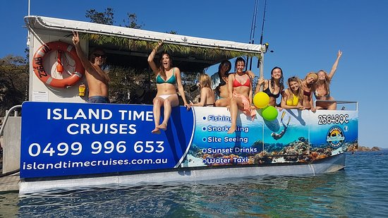 Magnetic Island Time Cruises