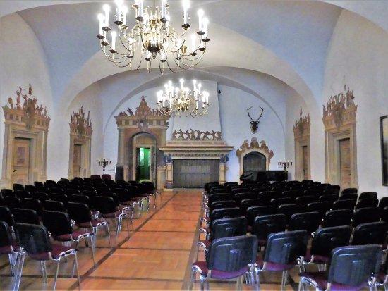 Augustusburg, เยอรมนี: Hasensaal