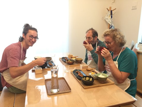 Arakawa, Japan: Japanese home meals FISH class with YUCa