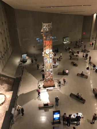 Memorial del 11S: inside the 9/11 memorial