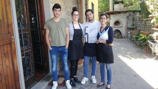 Covigliaio, Italy: Agriturismo Da Stefania