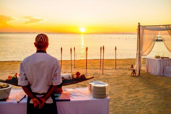 อินเตอร์คอนติเนลตัล สมุย บ้านตลิ่งงาม รีสอร์ท: Private Dinner   InterContinental Samui Baan Taling Ngam Resort