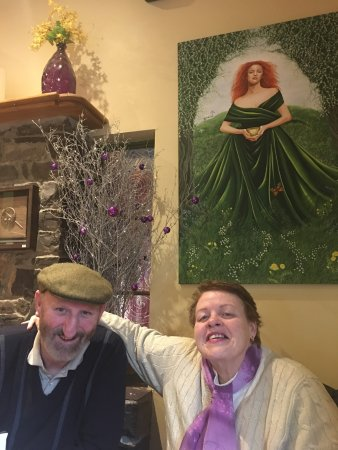 Maguires Cafe: A warm and pleasant visit to Maguire's Cafe!