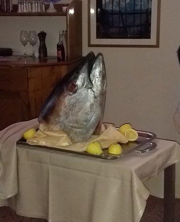 Burago di Molgora, Italy: tonno