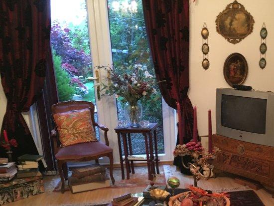 Earlston, UK: Sitting room