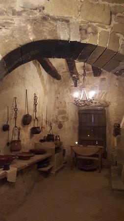 Les Pallargues, Spanyolország: Одно из помещений