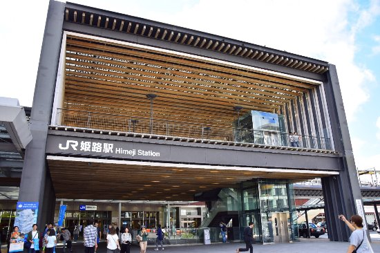 Viewing Deck, Himeji Station Square