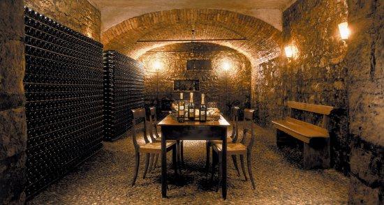 Valdobbiadene, Italia: Bisol Historic Cellar