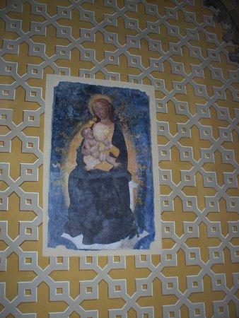 Pinerolo, Italie : Madonna del latte