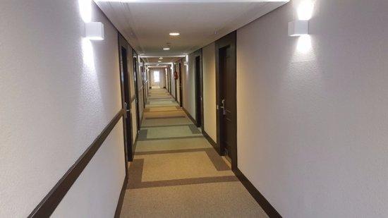 Hotel El Tope : Pasillo