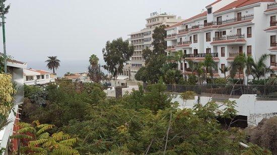 Hotel El Tope : Entorno del hotel