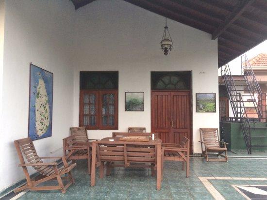 Katunayake, Sri Lanka: sitting and play area