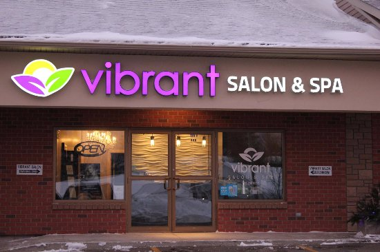 Vibrant Salon & Spa