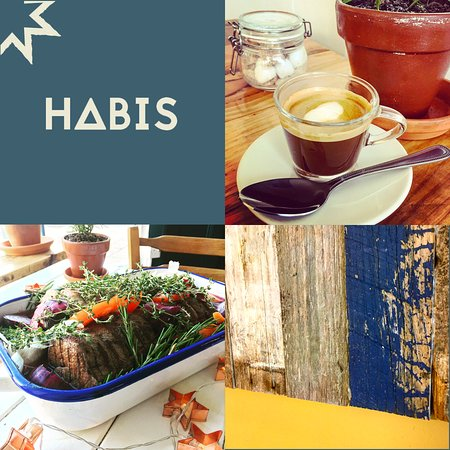 Welcome to Habis! Habis is a cafe and restaurant in Littleport but with a Spanish theme.