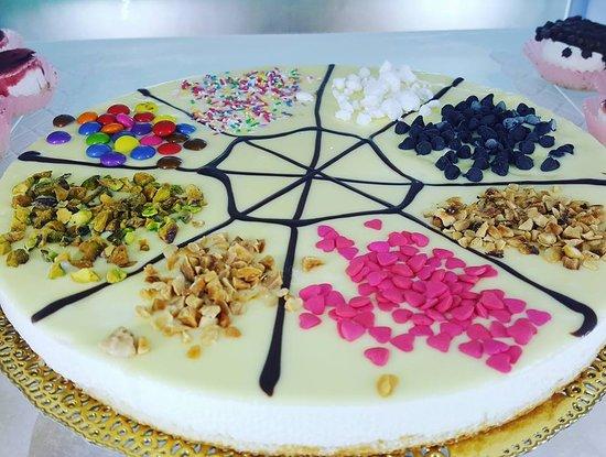 Galliate, Italië: torta delle mille granelle