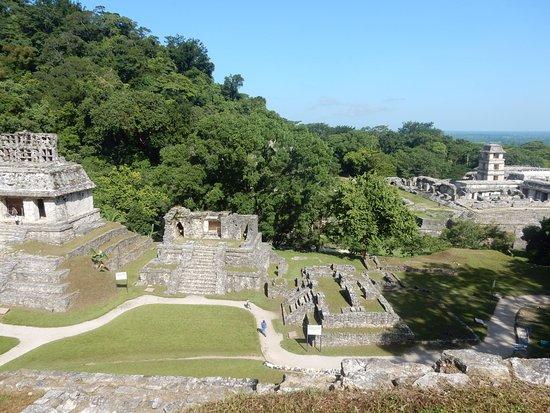 National Park of Palenque: ZONA ARCHEOLOGICA