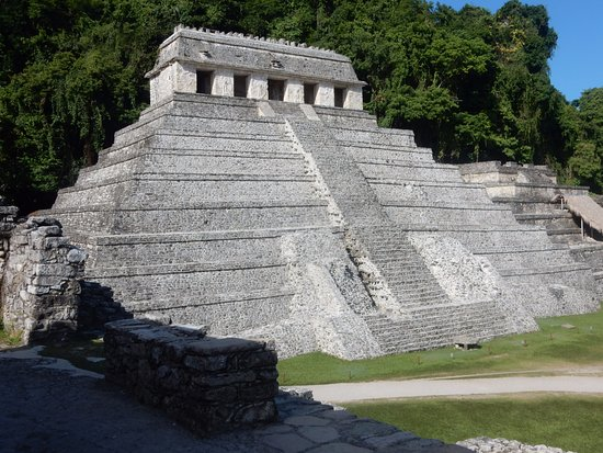 National Park of Palenque: TOMBA DI PAKAL