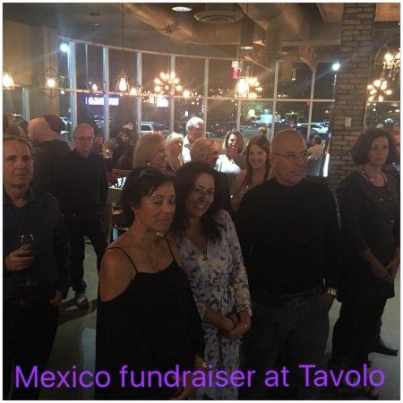 Tavolo Restaurant Oakville Menu