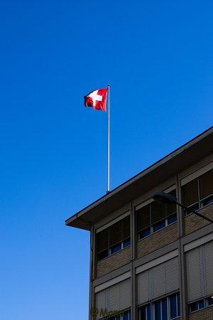 Kilchberg, İsviçre: Typisch Schweiz